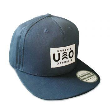 Urban&Opposite blå keps med snapback